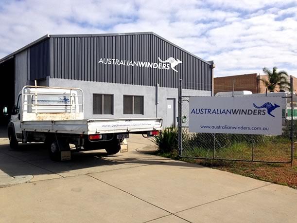 Electric Motor Repairs Australian Winders